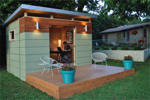 Kanga Studio: Modern X   Kanga Room Systems: Models Gallery   Backyard  Office Guest House Pool House Art Studio Garden Shed Tiny House Modern And  Tradtional ...