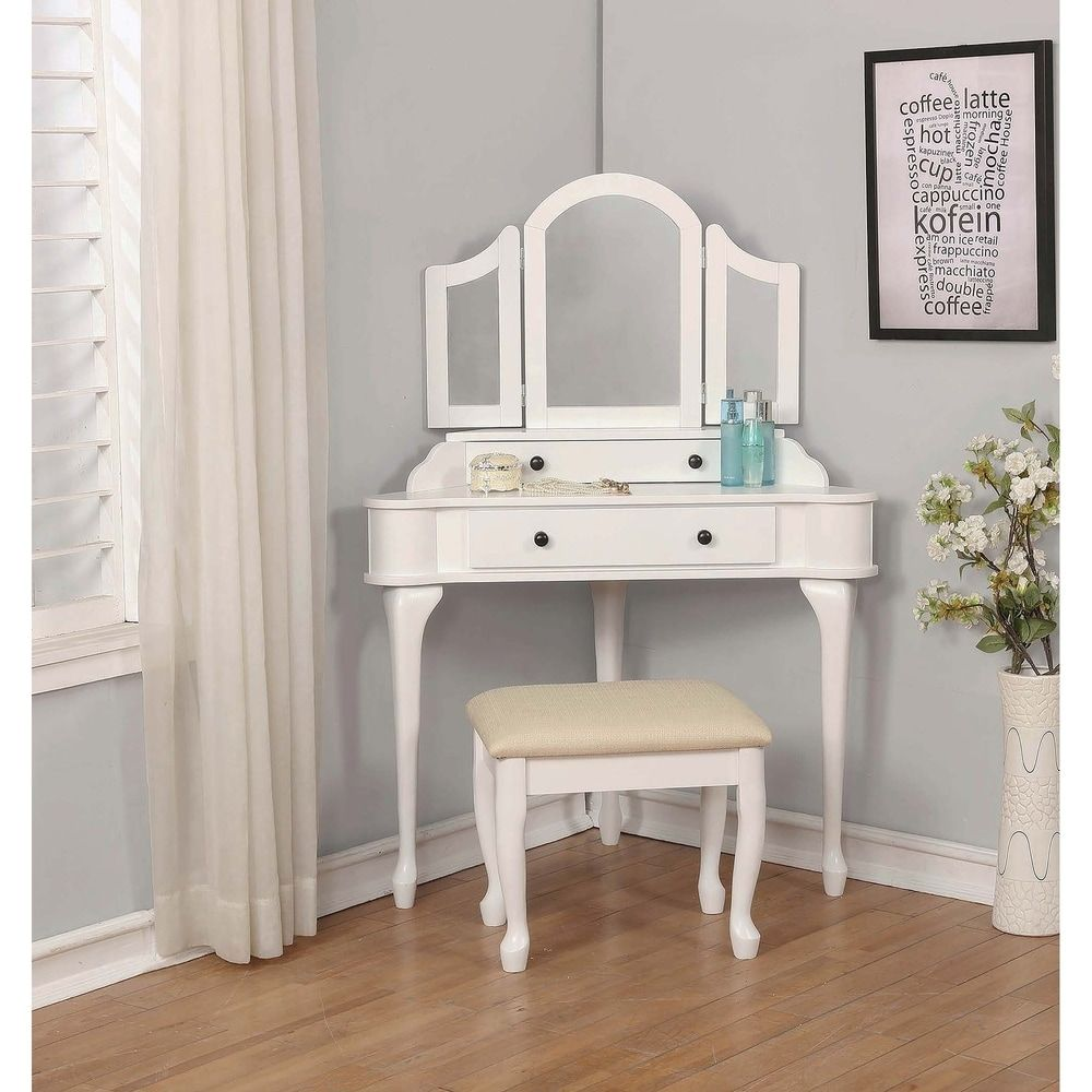 Online Shopping Bedding Furniture Electronics Jewelry Clothing More In 2020 White Vanity Set Vanity Set With Mirror Vanity Set