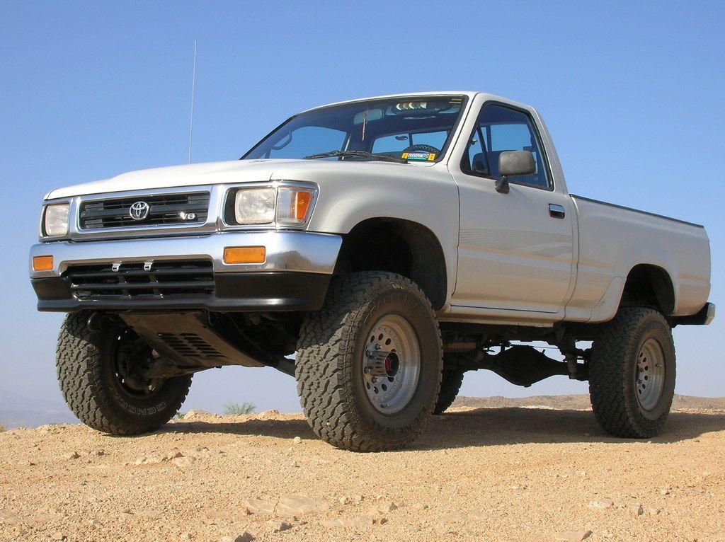 Tacoma Toyota Trucks Toyota Pickup 4x4 Toyota Trucks 4x4
