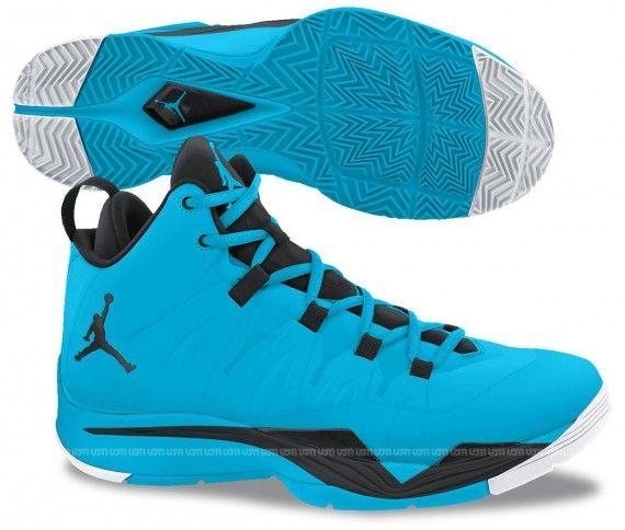 Jordan Super.Fly 2 - Blue - Black
