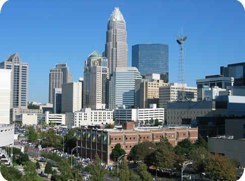 Uptown Charlotte