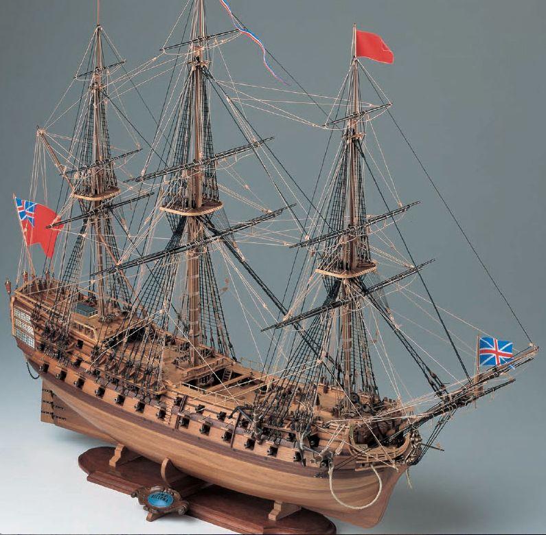 74 Kanonenschiff HMS Bellona