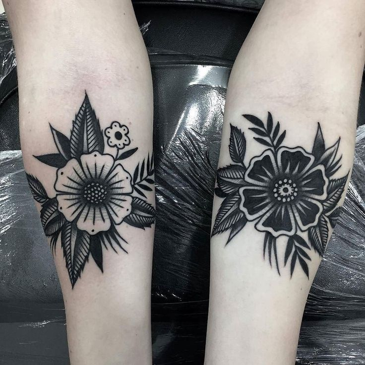Flower tattoo by @mikimaiks at @laguadalupetattooestudio in Murcia Spain #mikima…
