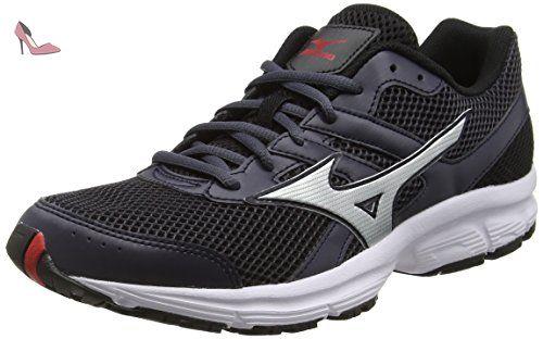 Mizuno Spark, Chaussures de Running Compétition Homme, Gris