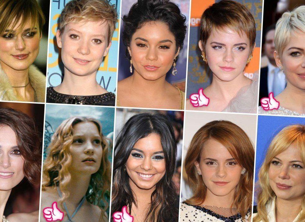 Haare von lang auf kurz - http://stylehaare.info/116-haare-von-lang-auf-kurz.html. #TRENDS2017 #frisuren #haar #frisuren2017