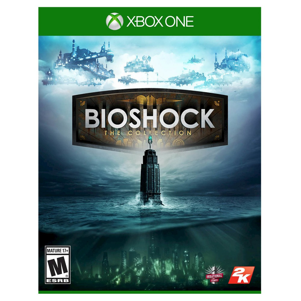 Bioshock The Collection Xbox One Adult Unisex Bioshock Xbox One Xbox