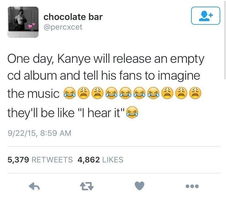 Funny Kanye West Tweet Super Funny Memes Kanye West Funny Funny Facts