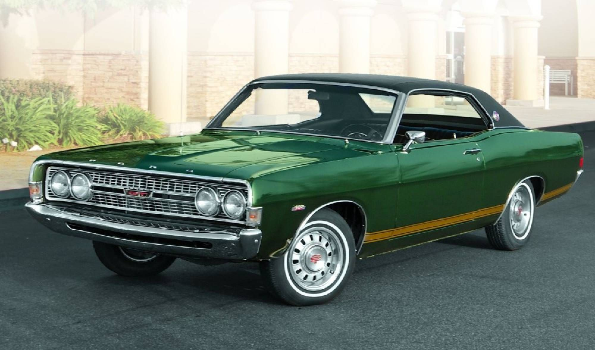Grand Return - 1968 Ford Torino GT   Ford torino, Ford and Cars