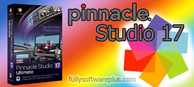 Pinnacle studio 17 keygen download