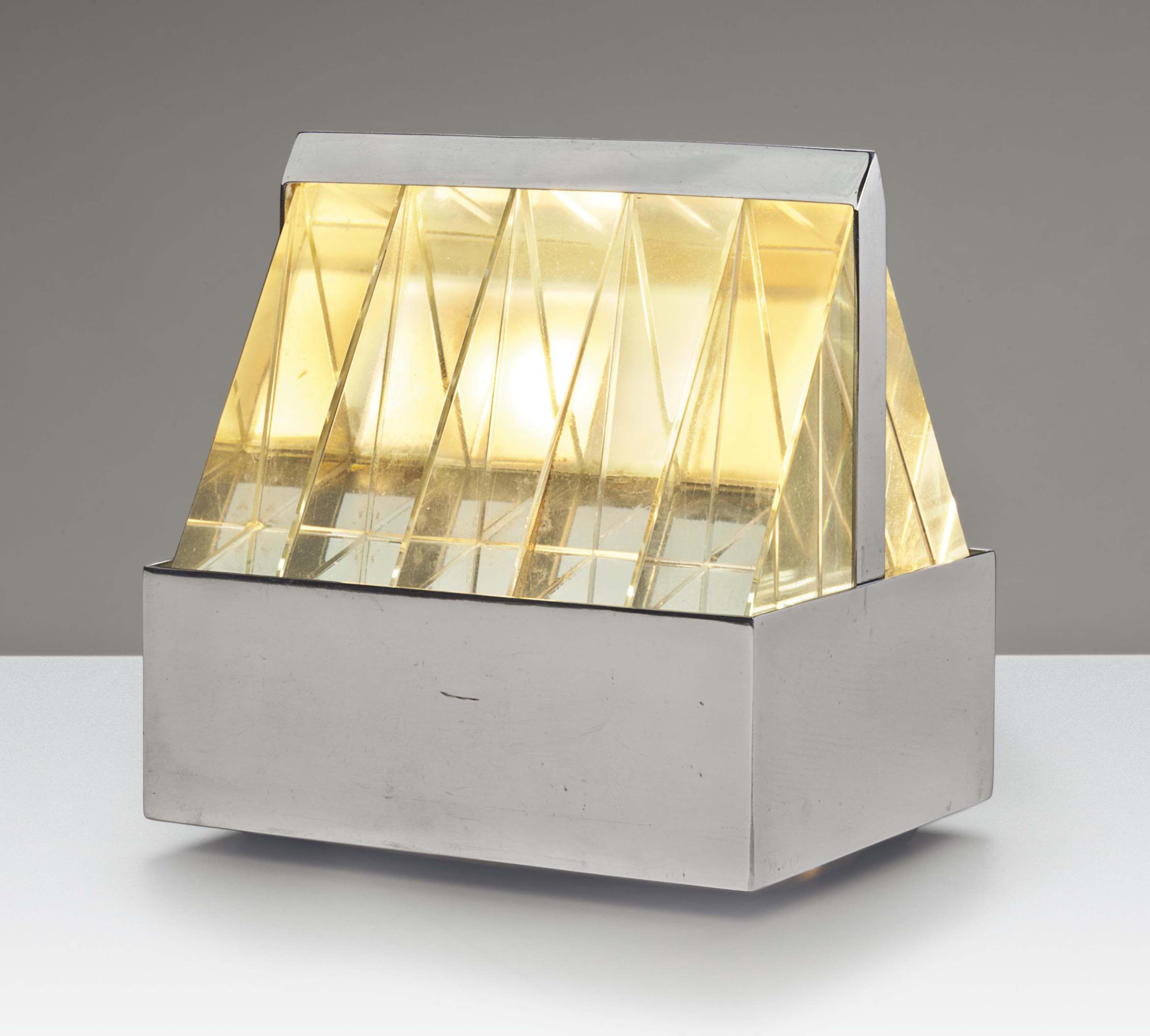 La Maison Desny A Table Light Circa 1927 1920s Table Lamp Christie S