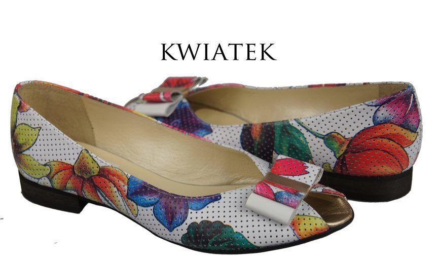 Promocja Baleriny 861 Ostatnia Para 37 6068189970 Oficjalne Archiwum Allegro Heels Shoes Peep Toe