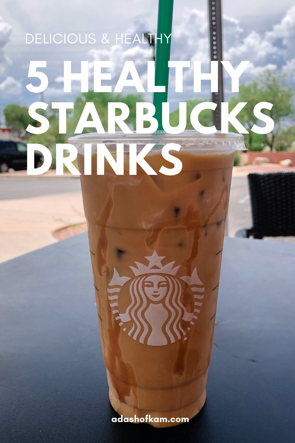 5 Healthy Starbucks Drinks That Actually Taste Good