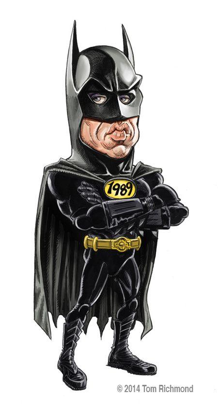 Batman a Catwoman karikatúra sex nahé sexy porno fotky