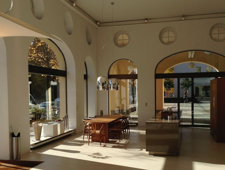 Prandina Mobili ~ Molteni groups new flagship store in athens hoose pinterest