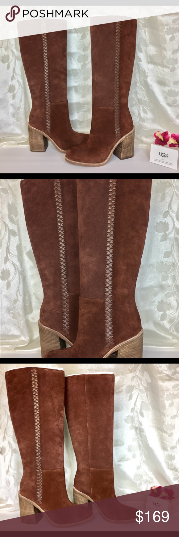 5e8c824bae0 UGG New MAEVA High Suede Boot List 324 1018941 8 Brand new in the ...
