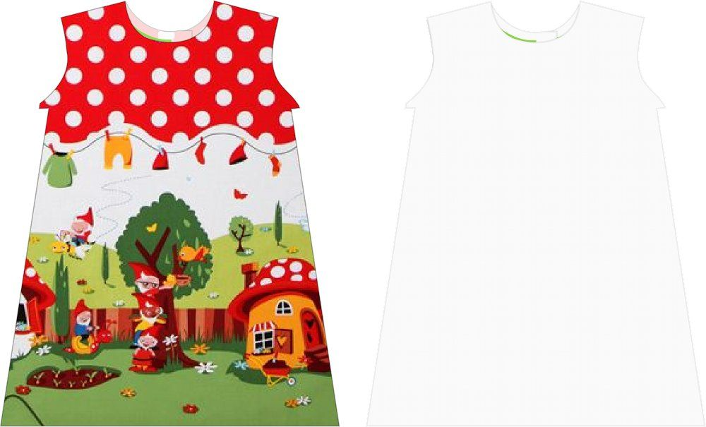 de dromenfabriek: Gratis patroon jurkje met peter pan kraag | Gebak ...