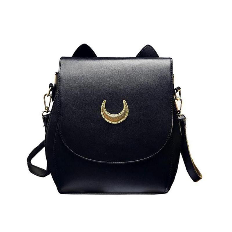 3b81fccc310 Sailor Moon Convertible Leather Bag in 2019 | Stuff and things ...