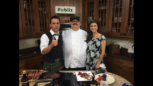 Get our latest recipe forSteaks with Berry Barbecue Sauceon First Coast Living!