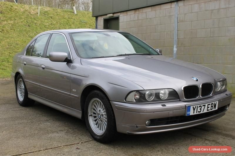 2001 BMW 525i SE AUTO SALOON - FULL LEATHER #bmw #525 #forsale ...