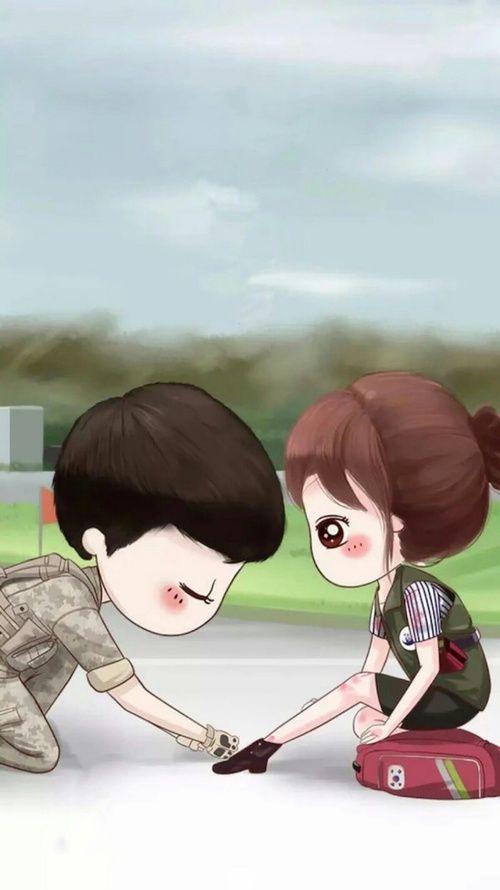 Gambar Ditemukan Oleh Geya Shvecova Temukan Dan Simpan Gambar Dan Videomu Di We Heart It Cute Cartoon Wallpapers Cute Couple Wallpaper Cute Couple Cartoon