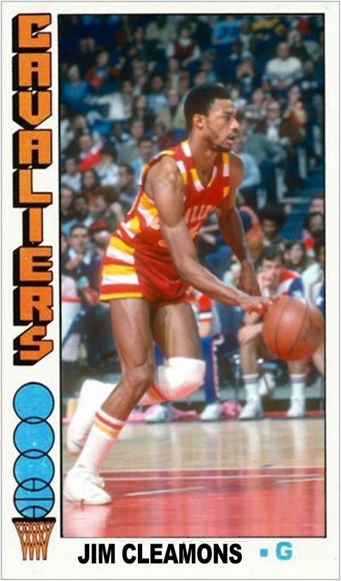 Jim Cleamons Cleveland Cavaliers