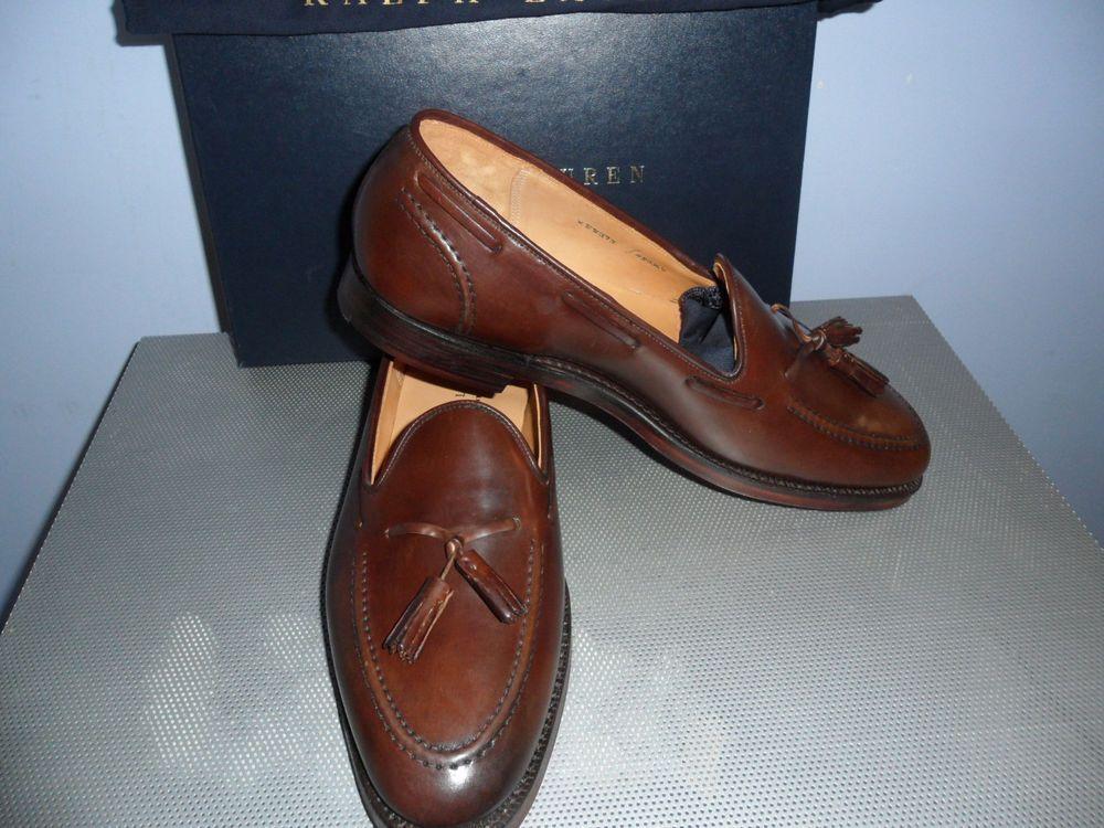 3d997710cd5 Ralph Lauren Marlow Tassel Dark Brown Cordovan Size (11.5 D)  RalphLauren   LoafersSlipOns