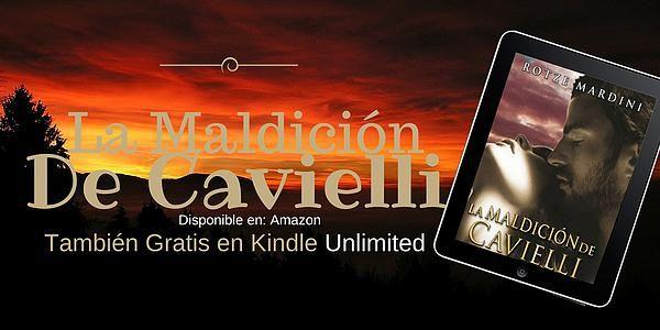 """No te pierdas """"La Maldición de Cavielli"""" a precio de regalo $1.99 por tiempo limitado. #AmazonBook"""