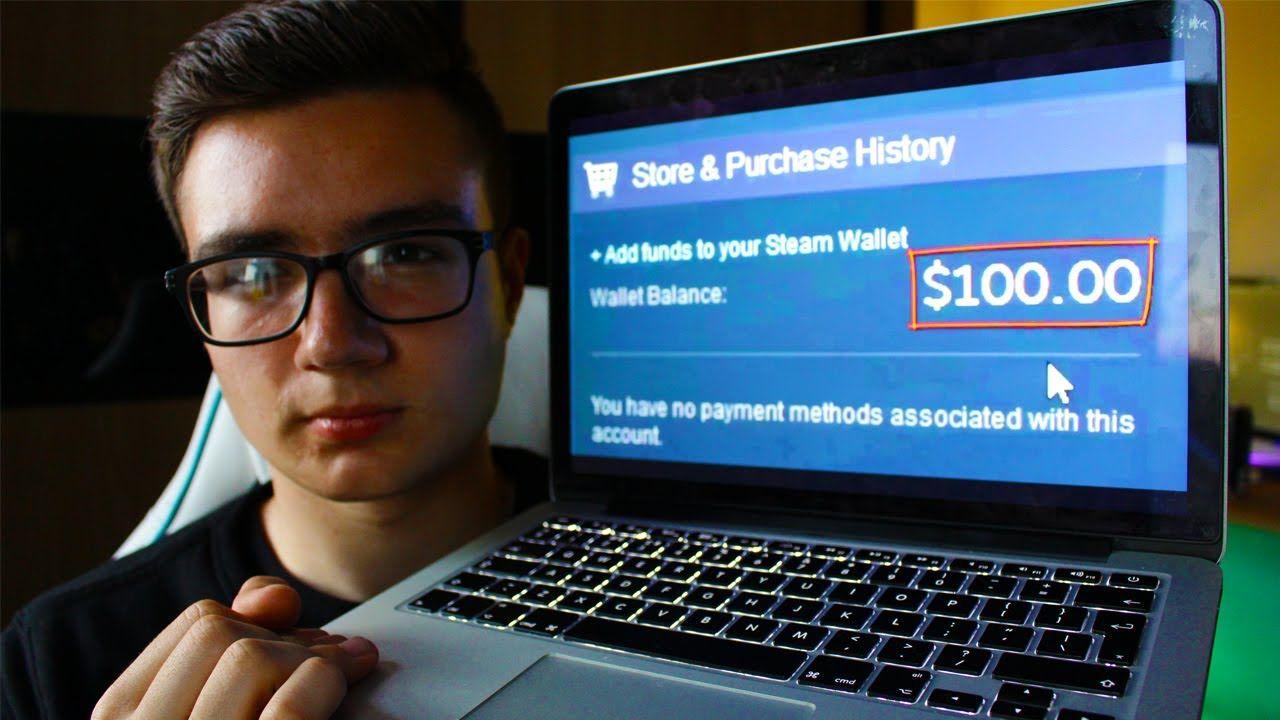 How to get free steam money no surveys legit method