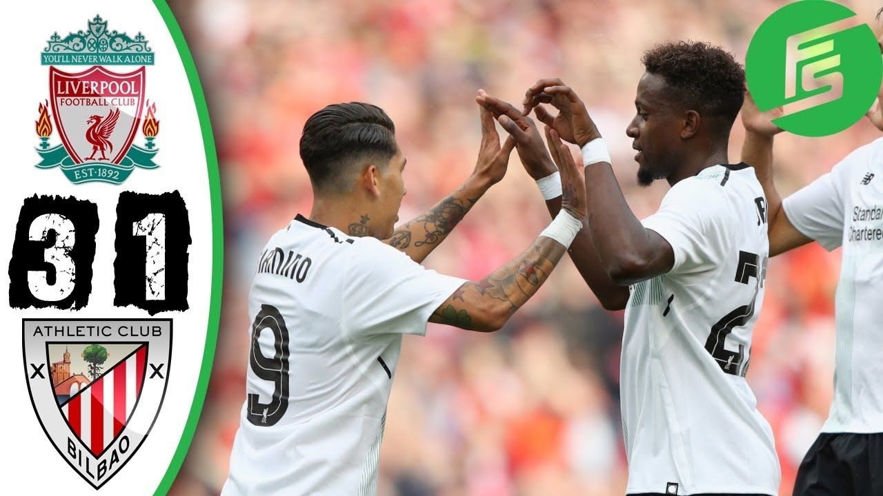 Liverpool vs Athletic Bilbao 31 Highlights & Goals 05