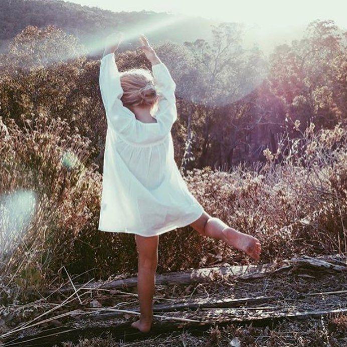 "121 Likes, 4 Comments - LITTLE GYPSY CO (@littlegypsy_co) on Instagram: ""Little Luna Milk  Worn by golden girl Indi @thesimplefolk_ only a couple left online """