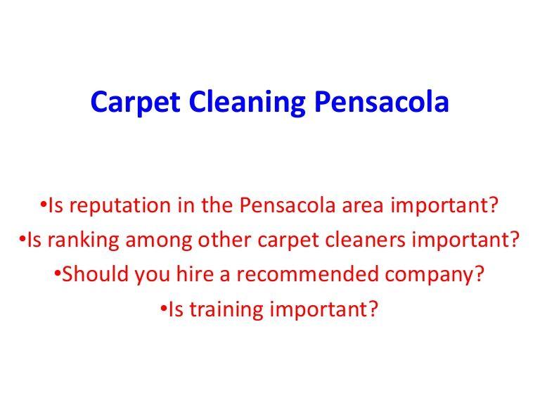 Carpetcleaningpensacola By John Braun Via Slideshare How To