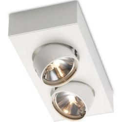 Mawa Design Wittenberg wi-ab-125-2e Strahler schwarz matt (Mawa 9005) Led 24° (medium) ohne (Wabenra #lightbedroom
