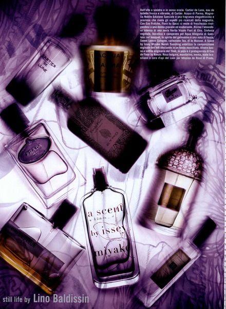 Still Life By Lino Baldissin  Editorial from Vogue Italia Magazine, May 2011