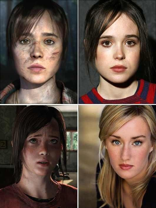 Pin By Paul Weeks On Video Games With Images Beyond Two Souls