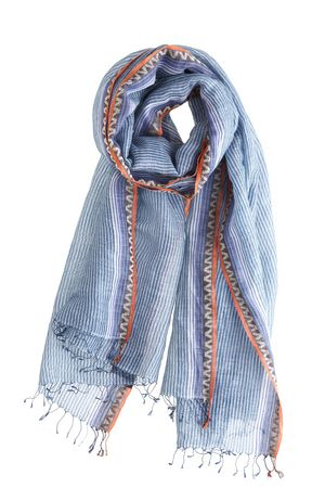 Railroad Stripe Scarf
