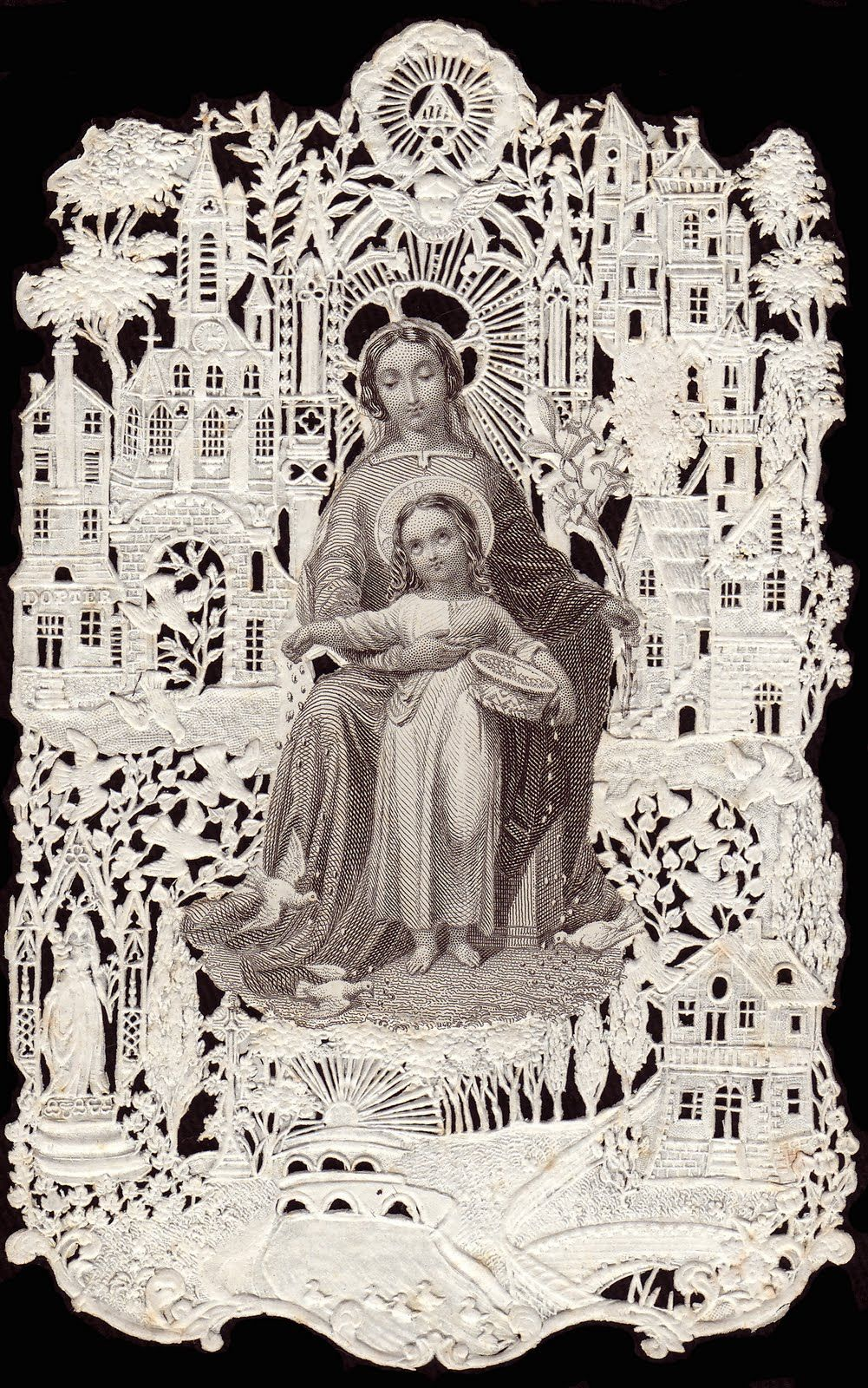 Mother of God and the Christ Child
