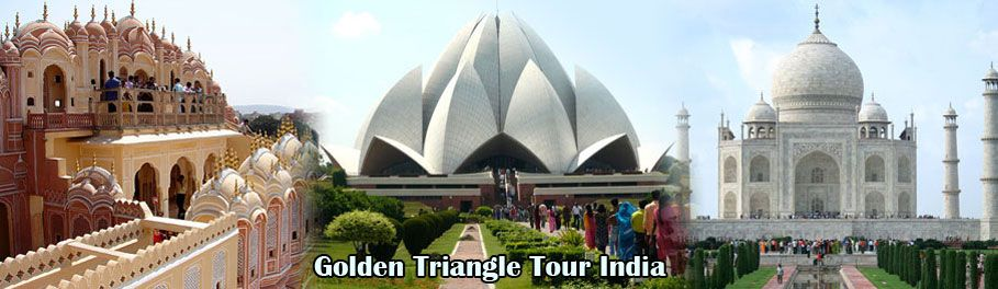 Golden Triangle #Tour #India - Get discounted deals available with  #LateralJourneys : http://ow.ly/KRQdu   Travel and tourism, India tour,  Day tours