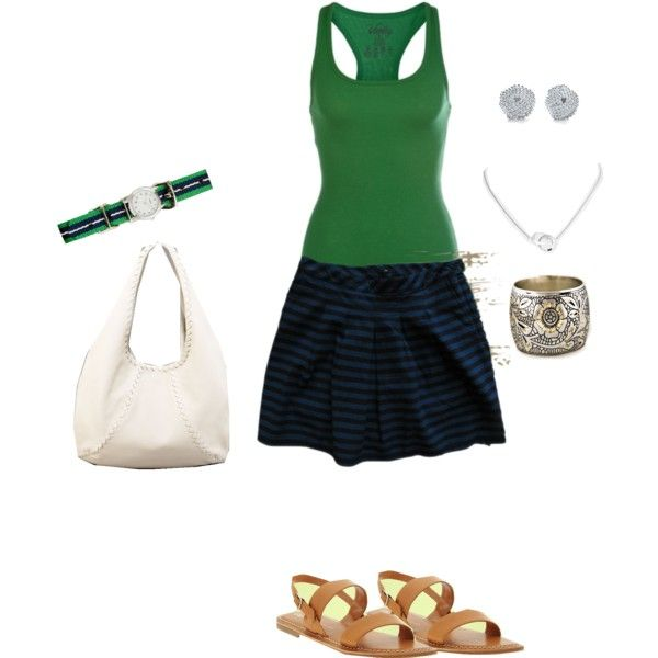 """""""OOTD 7/19/12"""" by jlcl119 on Polyvore"""