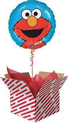 Elmo Helium Balloon - Sesame Street Balloon Gift