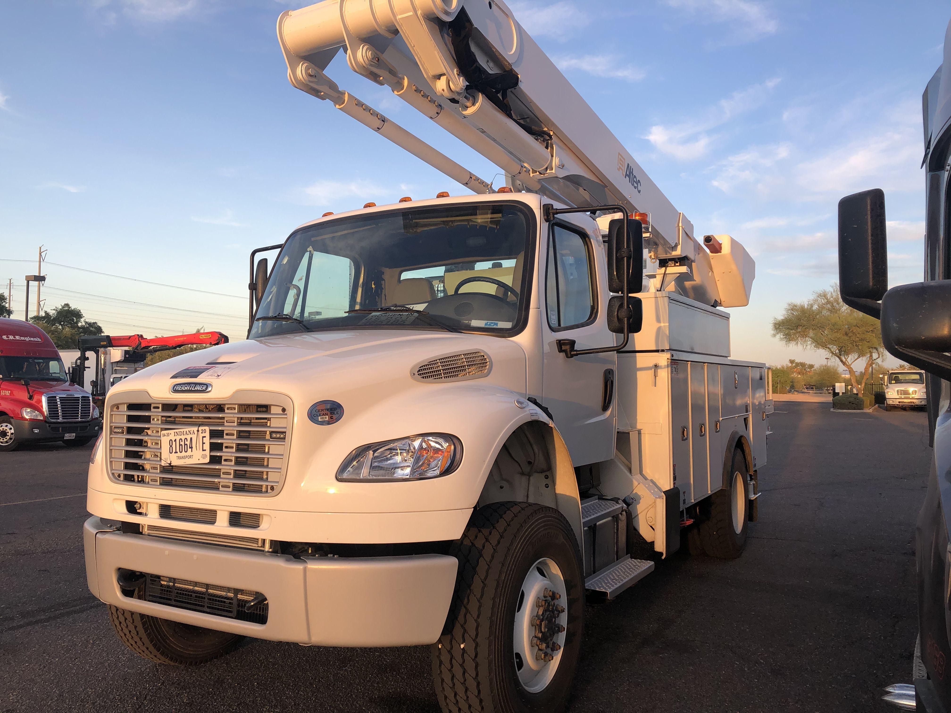 2020 Freightliner M2 106 From Missouri To Arizona Freightliner Trucks Missouri