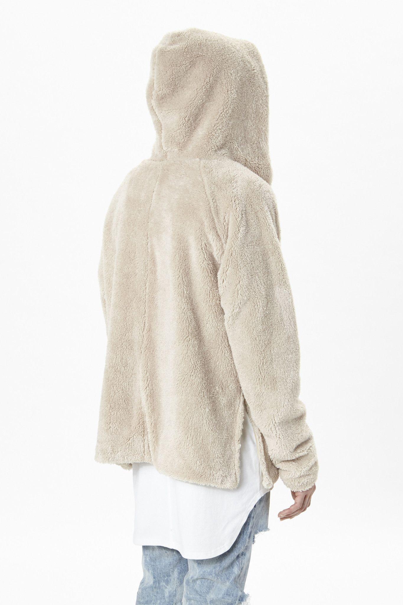 2ad547673 Sherpa Hoodie | Fear of God | Fashion Looks | Sherpa hoodie, Fashion ...