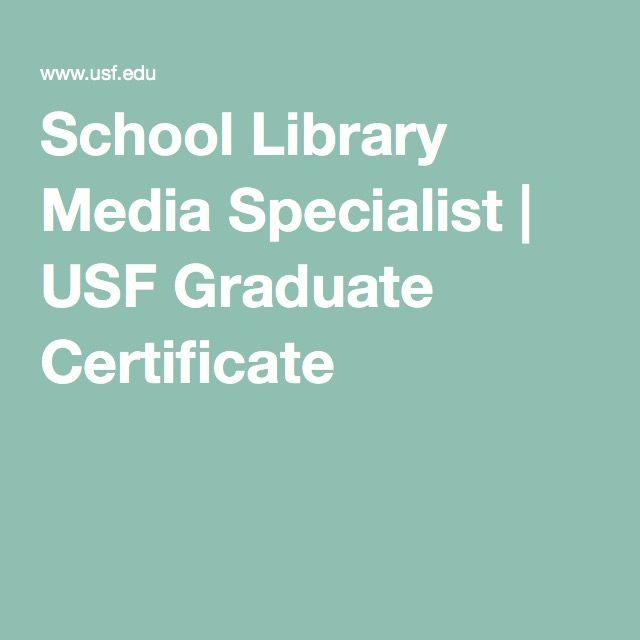 School Library Media Specialist