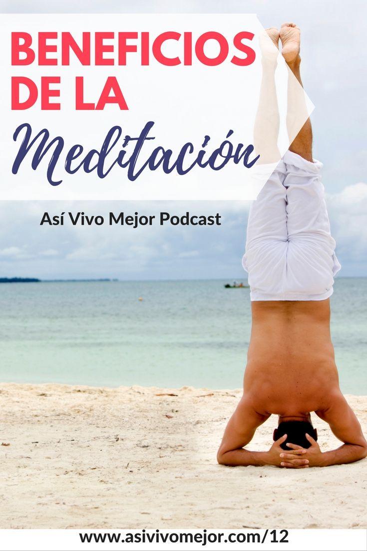 \u00bfQuieres vivir con menos estr\u00e9s, m\u00e1s paz y tranquilidad? Debes conocer los beneficios de la meditaci\u00f3n. Consejos de Mar del Cerro, coach de meditaci\u00f3n.