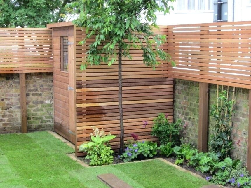 Privacy Garden Screening Ideas Free Standing Outdoor Privacy