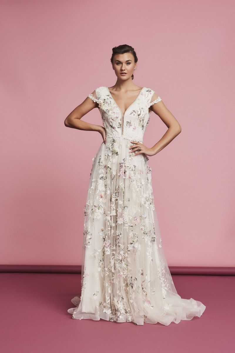 Amelia by Savin London | Bridal Collection | Eleganza Sposa | Savin ...