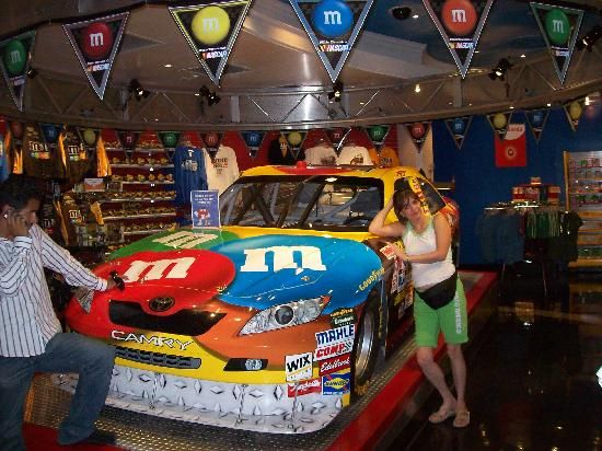 m and m world | Heaven - M&M's World Pictures - TripAdvisor