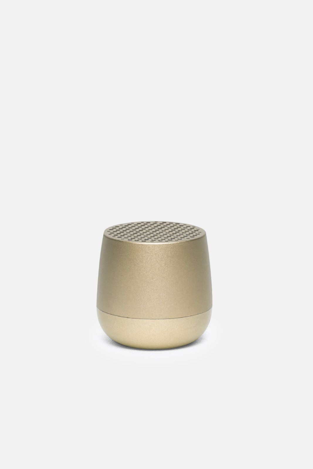 Lexon Mino Speaker in Gold | Bandier