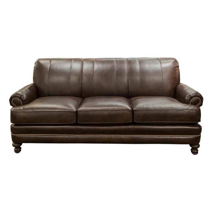 "Black Leather Sofa Jcpenney: Nebraska Furniture Mart, $2300 84"""