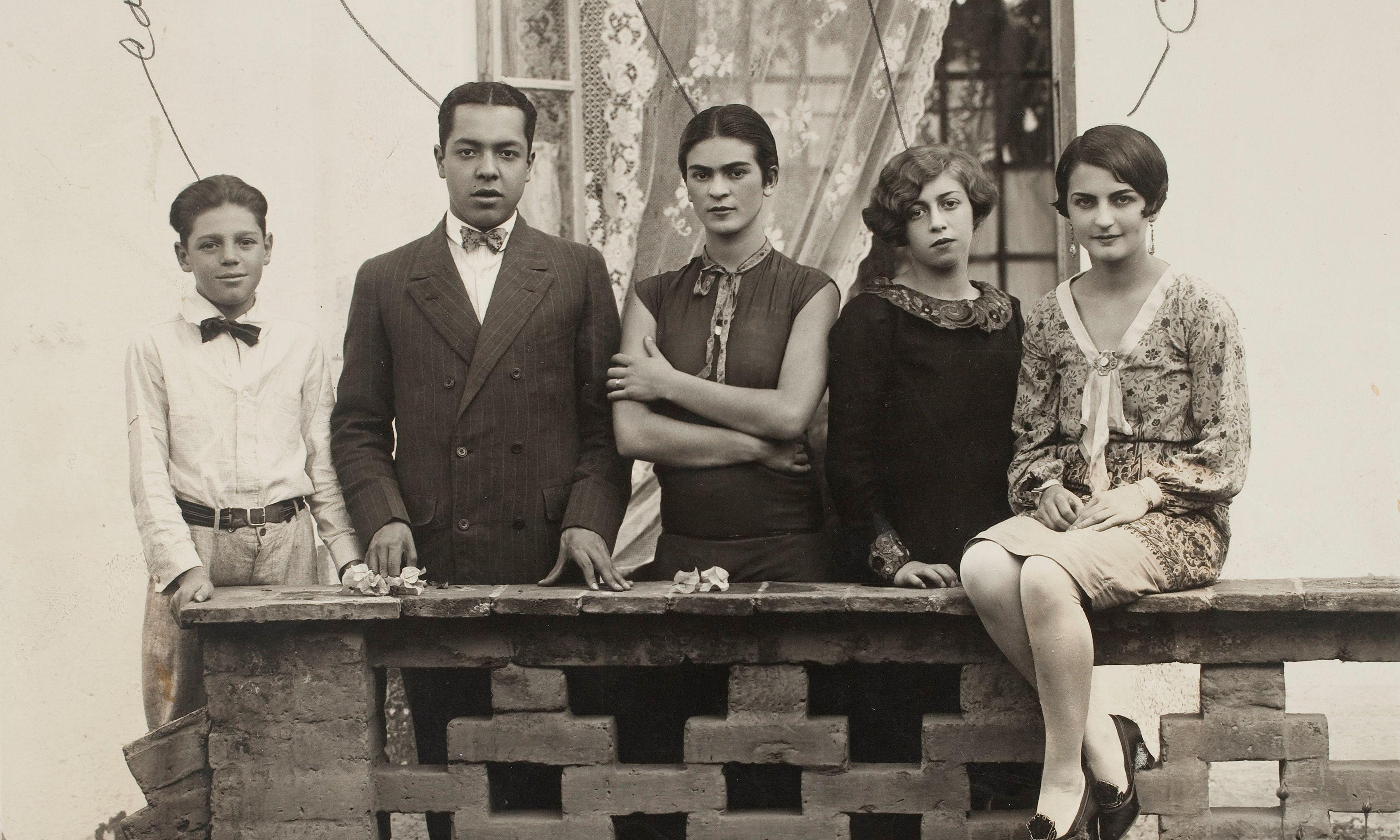 Frida Kahlo, hija de la Ciudad de México – una vida en fotografías