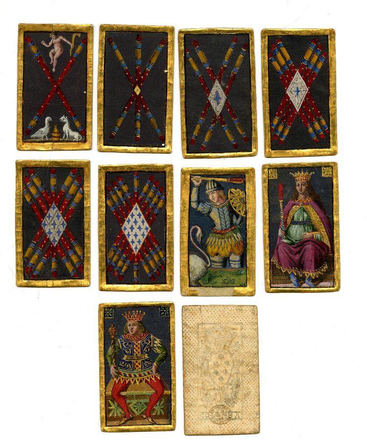 Image gallery print playingcard prints tarot gallery